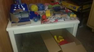 material jardín de infantes